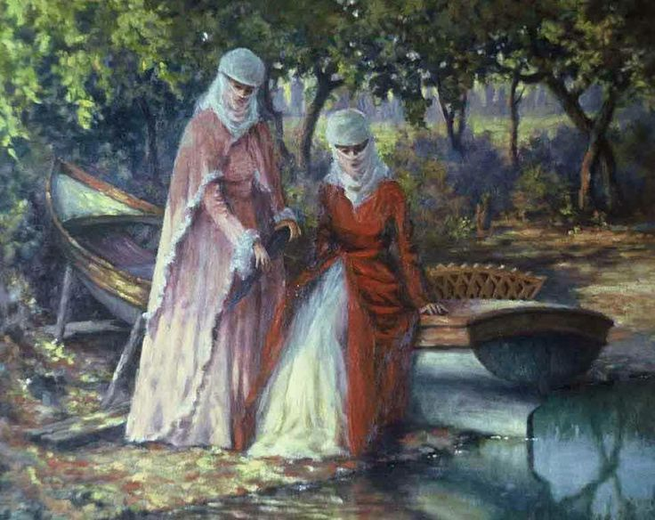 Ottoman Empire Paintings 565 best images about ...