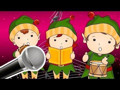 ▶ Ande ande la marimorena. Karaoke de Navidad - YouTube