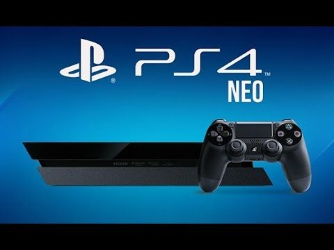 PS4 Neo Releasing Soon