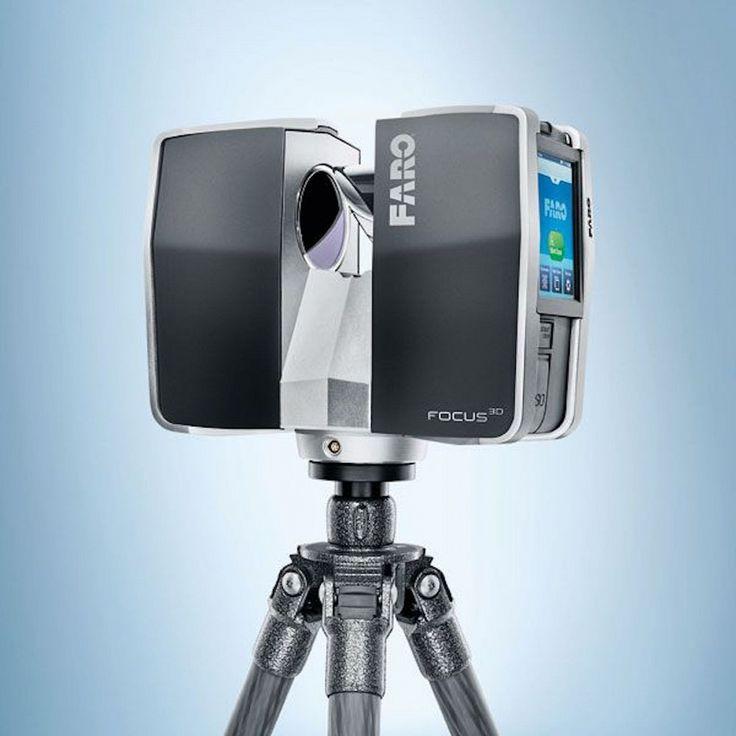 faro scanner production что это