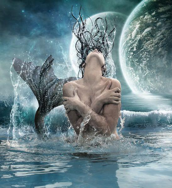 Atargatis the First Mermaid