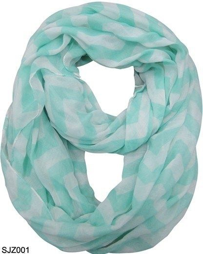 Chevron Infinity Scarf - Only $4.99