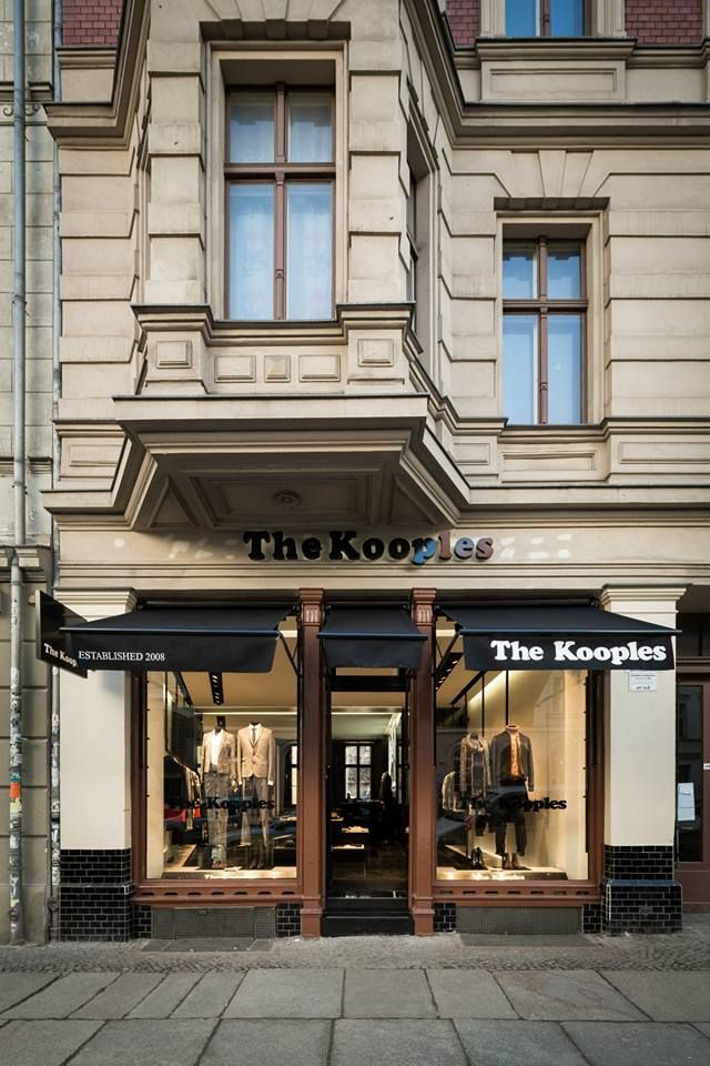 the kooples berlin neue sch nhauser strasse 11 berlin thekooples store design. Black Bedroom Furniture Sets. Home Design Ideas
