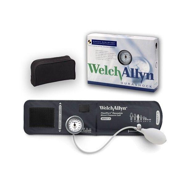 Tensiómetro aneroides Welch Allyn Durashock