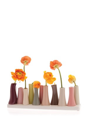 chive home pooley 2 vase.: 12 Tube, Decor Ideas, Multi Colors, Flowers Pots, Vases, Hair Stand, 12Tube Multicolored, Colors Vase, Products