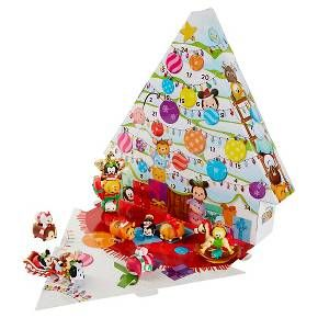 Tsum Tsum Mini Figures Advent Calendar : Target