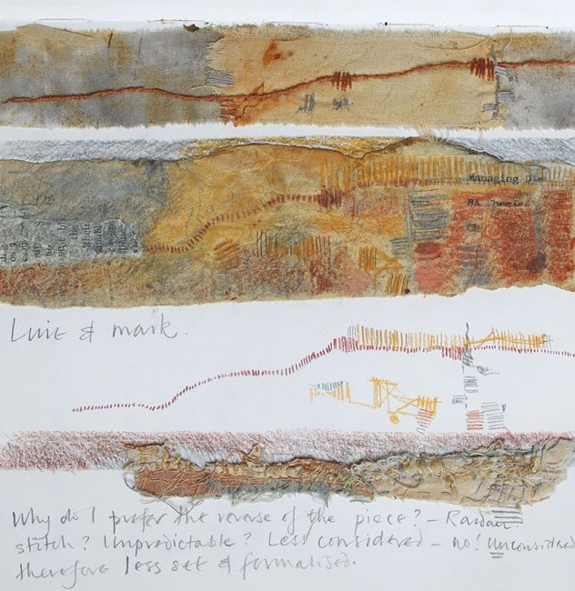 Gwen Hedley | Textile Study Group