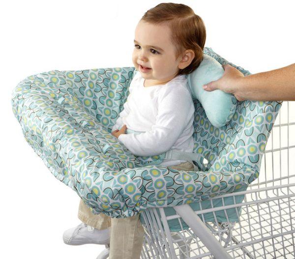 Protetor de carrinho de supermercado Cozy Cart Cover, daComfort & Harmony