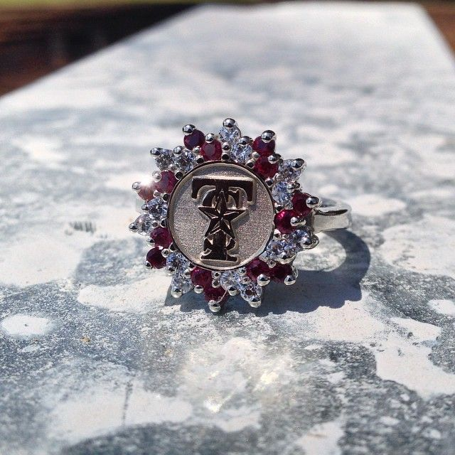 Collegeseals.com Texas State Class Ring