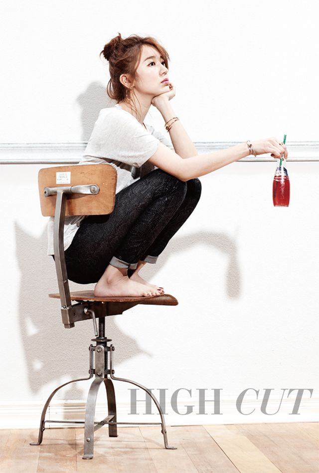 Extra Images Of Yoon Eun Hye From High Cut's Volume 78
