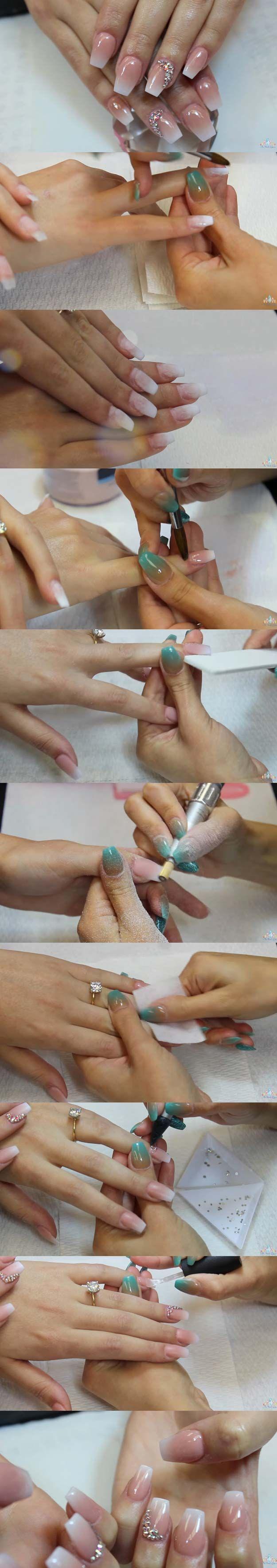 123 besten Nail Designs Bilder auf Pinterest | jedes Mädchen ...