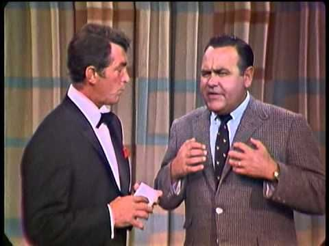 Dean Martin & Jonathan Winters - Vacation People - YouTube