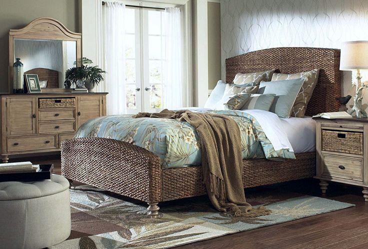 Seagrass Headboards Bedroom Designing Plan Pinterest