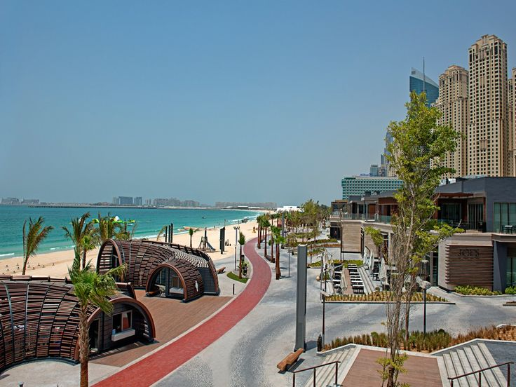 Dubai The Walk JBR