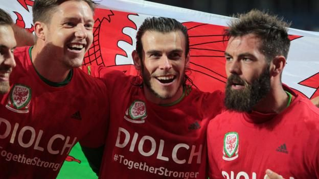 Euro 2016: Gareth Bale says Wales' 'brothers' are not going to make up numbers - BBC Sport