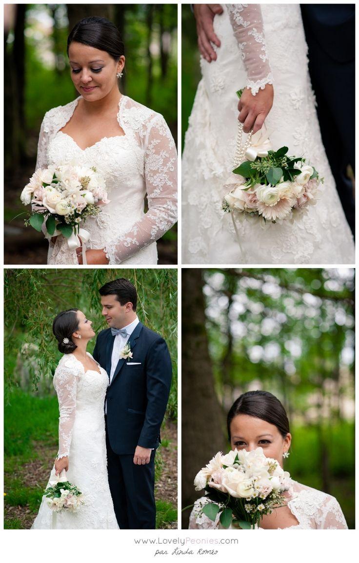www.lovelypeonies.com - Photographe de mariage au Fiddler Lake Resort - Mariage à Saint Sauveur