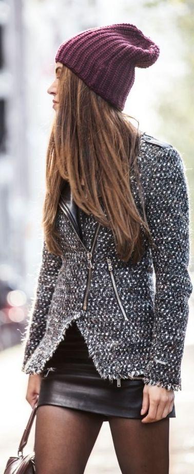 Perfecto look para el otoño. #IdeasenOrden #closets #moda