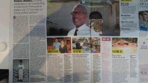 On parle de nous dans la Gazette Montpellier!