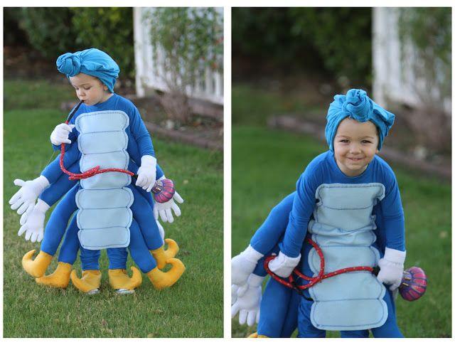 Alice In Wonderland Caterpillar Costume Ideas