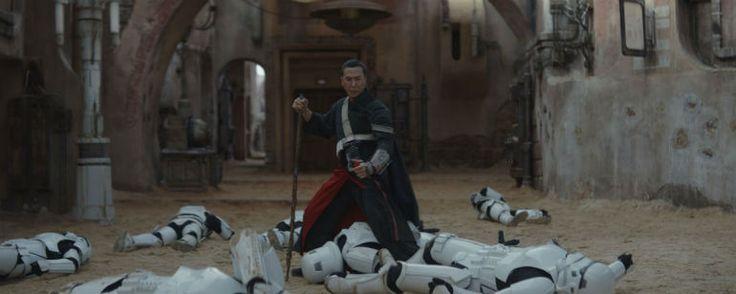 'Rogue One: Una historia de Star Wars' introducirá un nuevo estilo de artes marciales creado para la película  La cinta dirigida por Gareth Edwards ('Godzilla') y protagonizada por Felicity Jones ('Un monstruo viene a verme') se estrena en los cines de España... http://sientemendoza.com/2016/12/18/rogue-one-una-historia-de-star-wars-introducira-un-nuevo-estilo-de-artes-marciales-creado-para-la-pelicula/