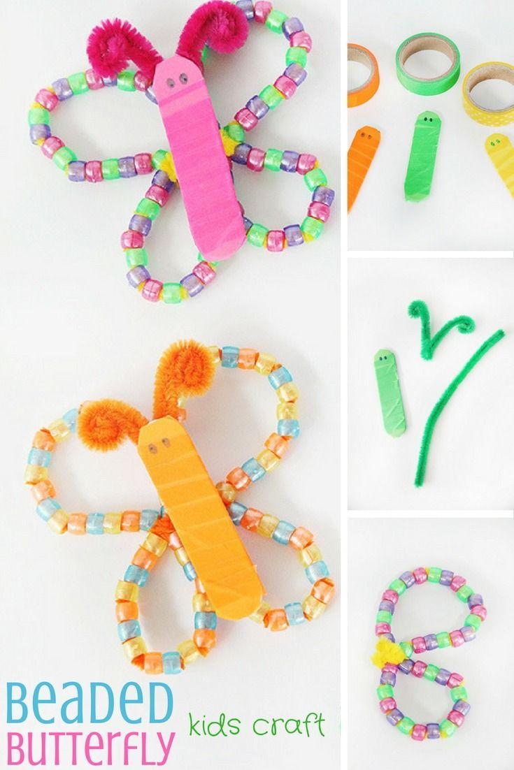308 best Kids\' Craft Ideas images on Pinterest