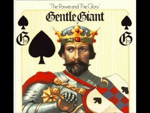 "Gentle Giant - Aspirations - From ""The Power And The Glory"", 1974"