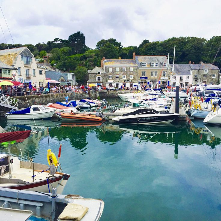 Padstow, Cornwall, UK ~ always popular with holiday-makers, our guide to the best ways to spend your summer days in Padstow is at http://bit.ly/FHPadstow