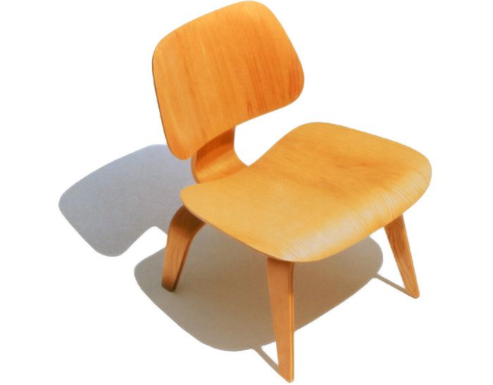 Eames Lcw Molded Plywood Lounge Chair   Charles U0026 Ray Eames, 1946   Herman  Miller