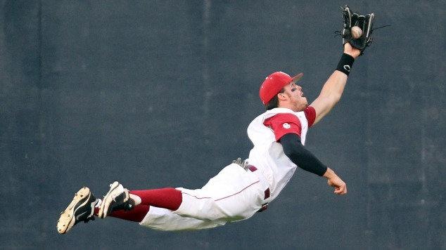 OU baseball starts in the spring semester.