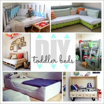 On The Hunt For The Perfect DIY Toddler Beds