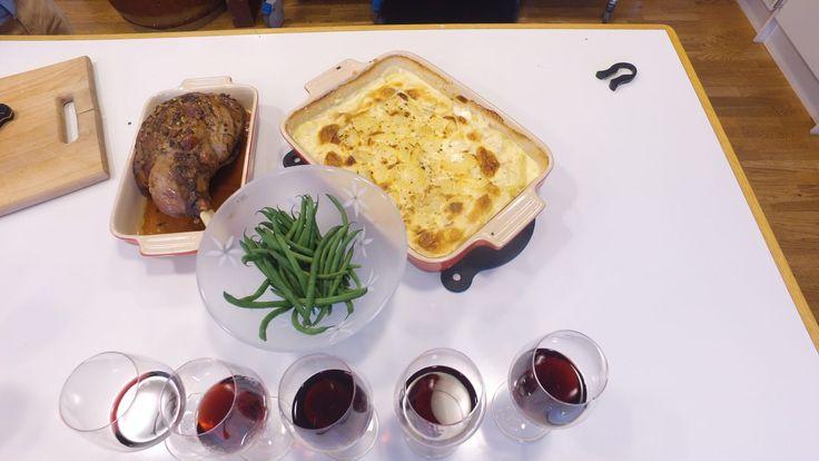 Vi har testat kombinationen rött vin och lamm för att guida er fram till bästa val i djungeln av alternativ. Recept, film och instruktioner.