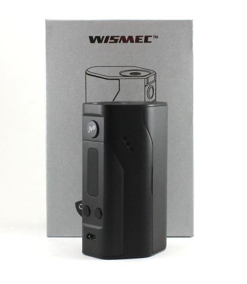 #Authentic 200W #Wismec #Reuleaux #RX200 #Mod #Black TC #TempControl #Upgrade #Firmware #Wismec