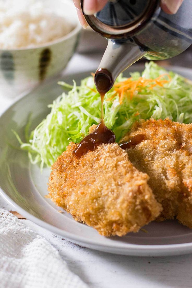 Hirekatsu – Japanese Deep Fried Pork Fillets - For Two