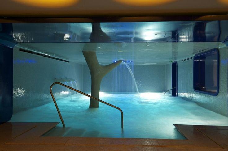 Spa at Boscolo Exedra Nice #Spa #Experience #BoscoloExedraNice #Nice