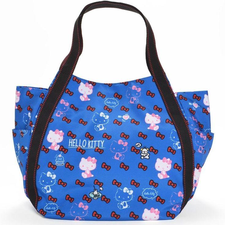 New! Hello Kitty limited 40th anniversary Tote Bag Mothers Sanrio 4053 F/S #Sanrio