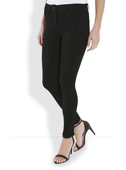 Black skinny jeans asda