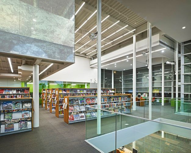 Bloor/Gladstone Branch Library  RDH Architects Inc.