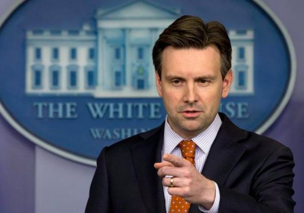 Josh Earnest: 'It Doesn't Matter' if There Are Similar Past Examples of Congress Intervening in Foreign Policy Mar. 17, 2015 4:03pmFred Lucas