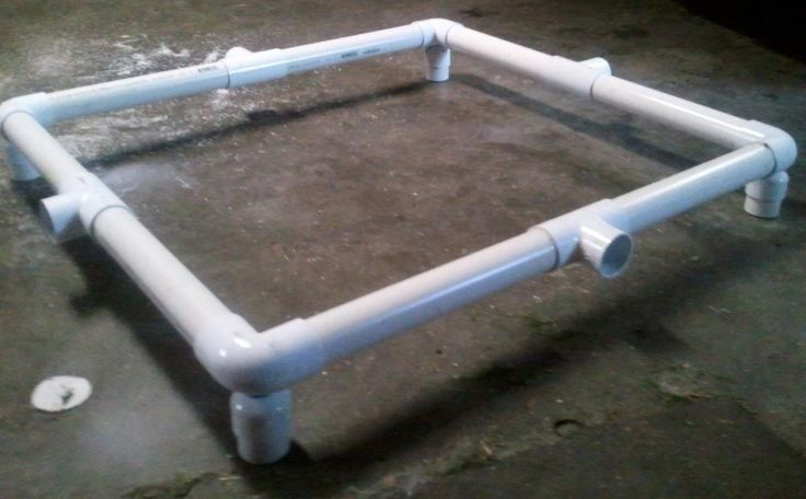 Pig Rail for Whelping Box                                                       …