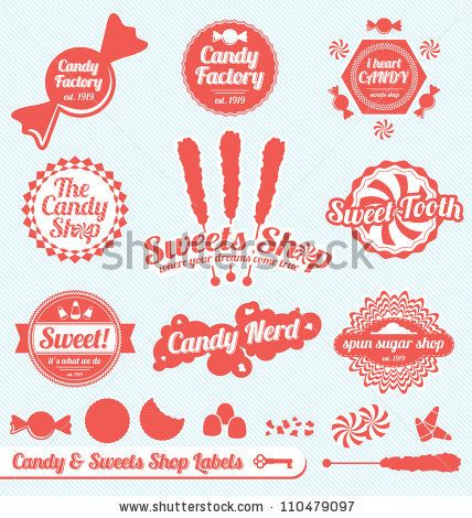 25 best ideas about candy labels on pinterest nerds