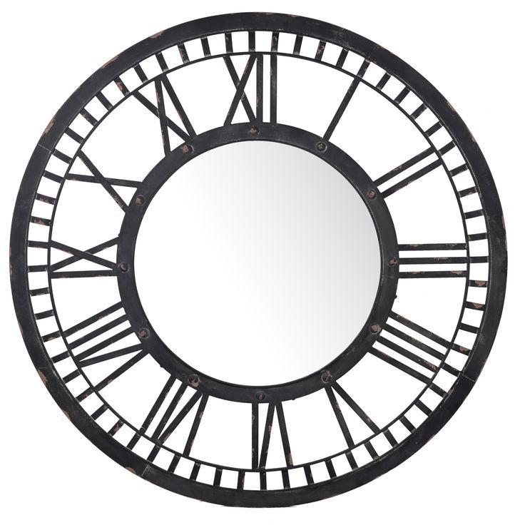 Clock Design Mirror