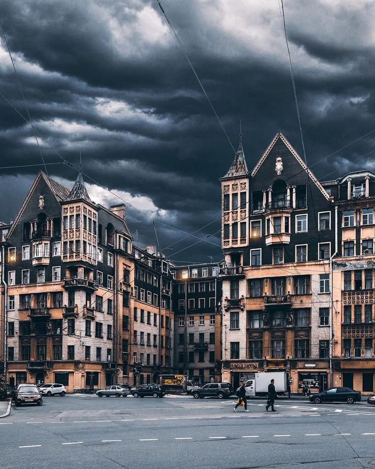 Saint-Petersburg, Russia. Photo by Andrey Mikhailov