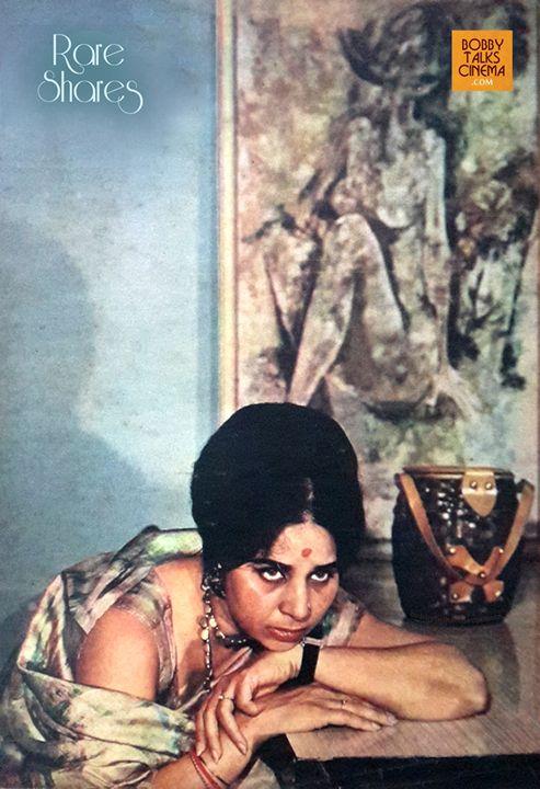 The thoughtful Geeta Bali (originally Harkirtan Kaur).  Cheers! bobbytalkscinema.com