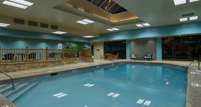 Hilton North Raleigh Hotel, Nc - Pool/ Whirlpool