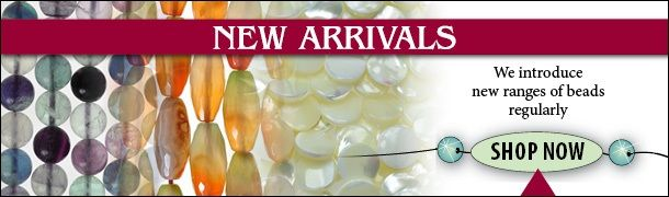New Arrivals at Beadworks