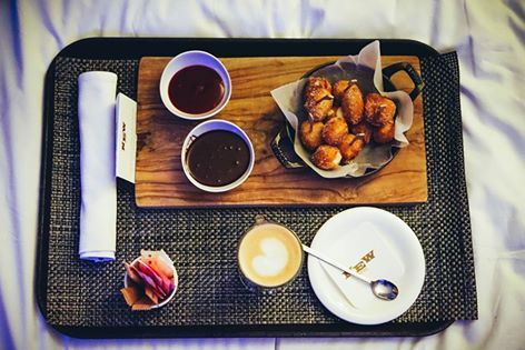 TGIF! Breakfast in bed at NEW Hotel!  Photo by @bobbyanwar #YesHotels #NewTaste #yummy #delicious #breakfast #chocolate #favoriteplace #foodies #Athens #yummy #delicious #NewHotel #NewTaste #restaurants #gourmet #cuisine #Greece #vacation #travelgreece #goingout #downtown #instafood #potd #luxurytravel #goodies #foodinspiration #food