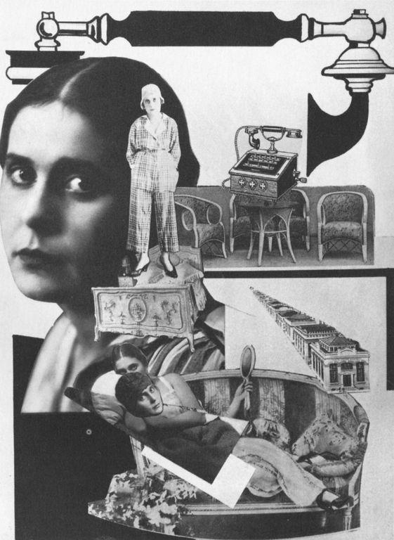 Alexander Rodchenko, Montage, c. 1923
