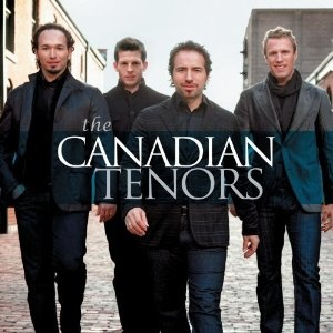 The Canadian Tenors. Got to meet them in Atlanta, GA.  GREAT group of guys.