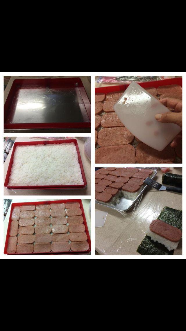 how to make musubi hawaiian
