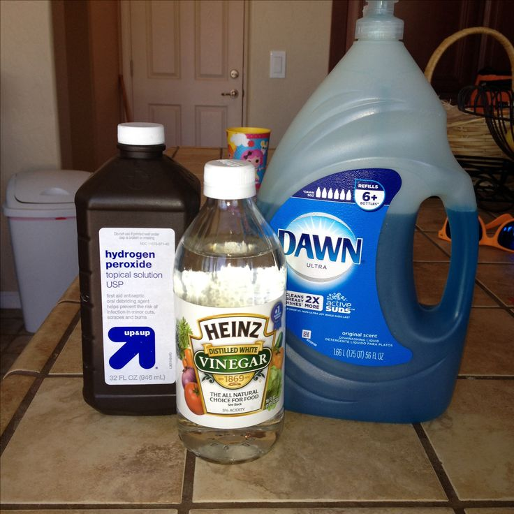 Simple Carpet Cleaning Solution For Steam Vacs I Used